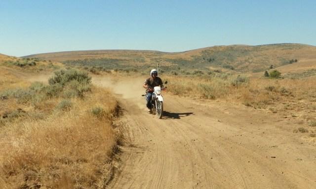 Wenas Wildlife Area Dirt bike/Quad Run – Sept 5 2011 24