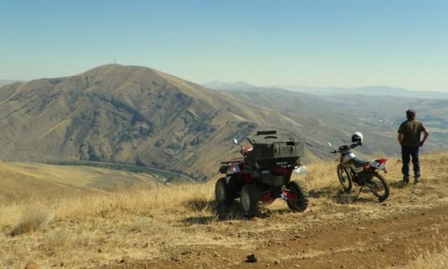 Wenas Wildlife Area Dirt bike/Quad Run – Sept 5 2011 38