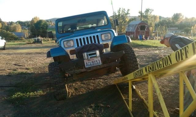 Cleman Mountain Halloween Backroads Run – Oct 29 2011 62