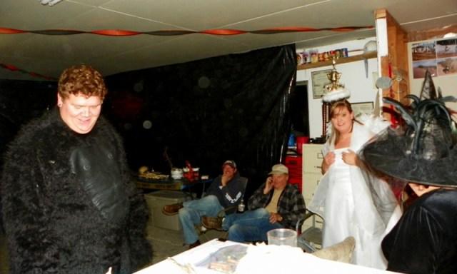 Cleman Mountain Halloween Backroads Run – Oct 29 2011 70