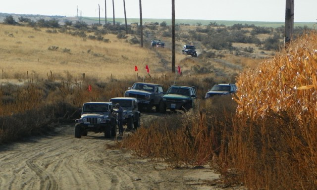 Juniper Dunes ORV Run 3
