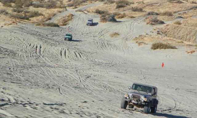 Juniper Dunes ORV Run 6