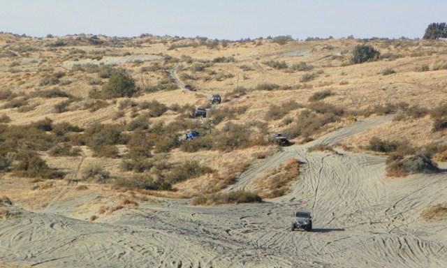 Juniper Dunes ORV Run 7