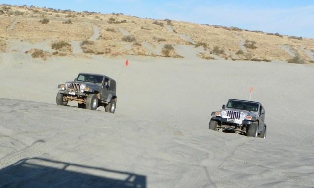 Juniper Dunes ORV Run 11