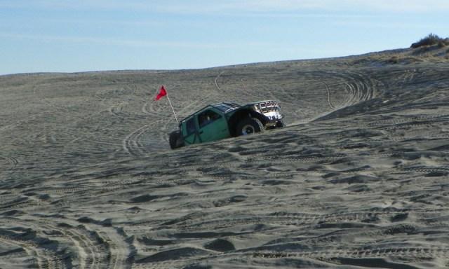 Juniper Dunes ORV Run 13
