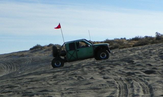 Juniper Dunes ORV Run 14
