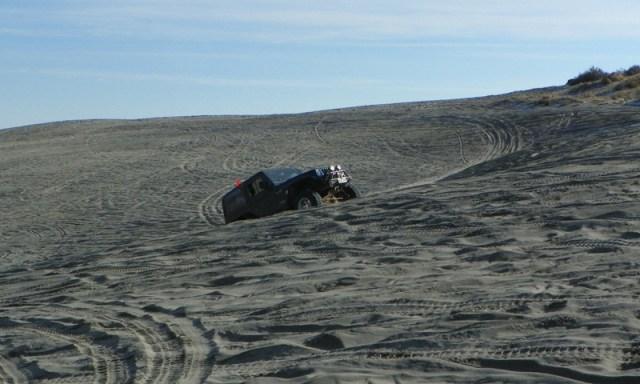 Juniper Dunes ORV Run 15