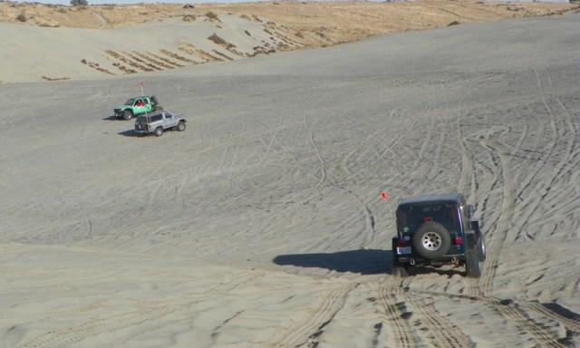 Juniper Dunes ORV Run 18