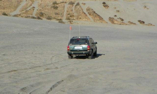 Juniper Dunes ORV Run 19