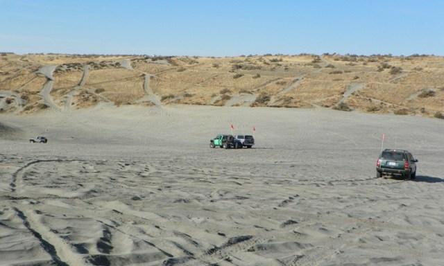Juniper Dunes ORV Run 20