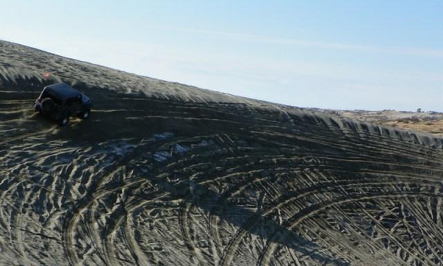 Juniper Dunes ORV Run 25