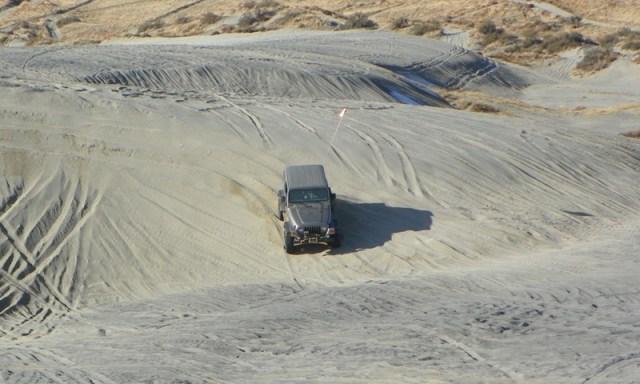 Juniper Dunes ORV Run 27