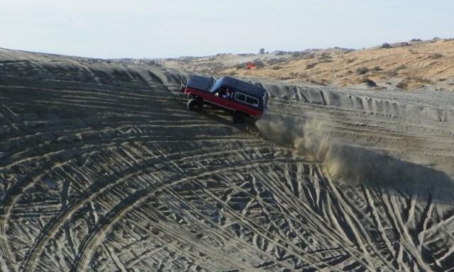 Juniper Dunes ORV Run 29