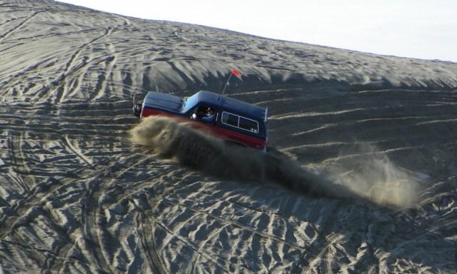 Juniper Dunes ORV Run 30