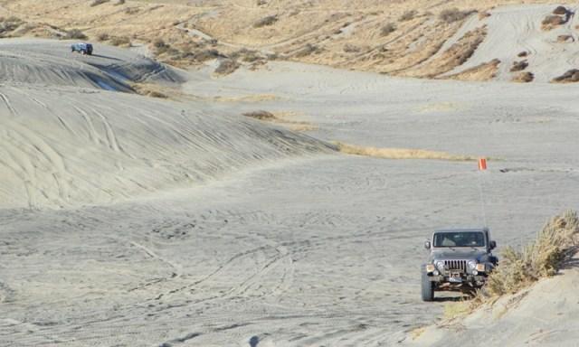 Juniper Dunes ORV Run 31