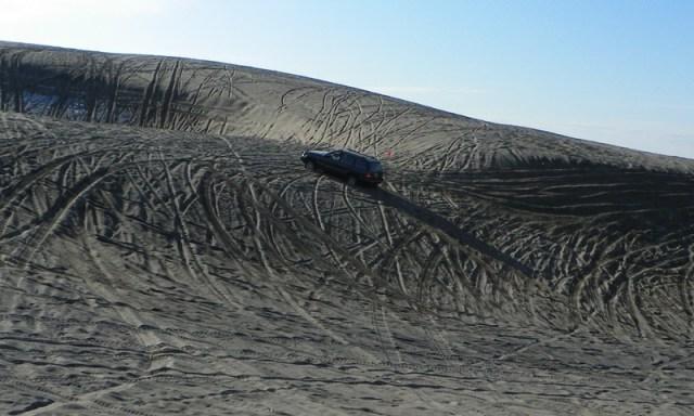 Juniper Dunes ORV Run 34