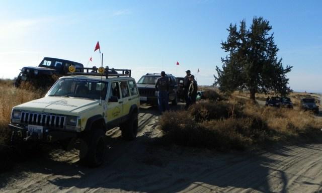 Juniper Dunes ORV Run 38