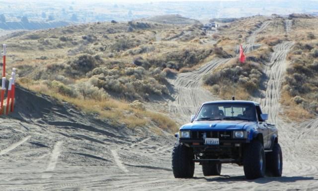 Juniper Dunes ORV Run 51