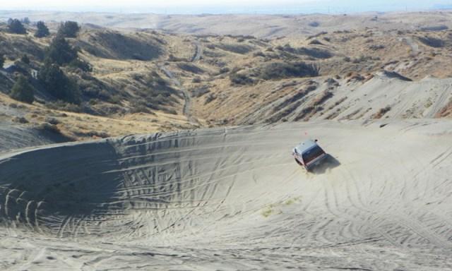 Juniper Dunes ORV Run 57