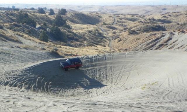 Juniper Dunes ORV Run 58