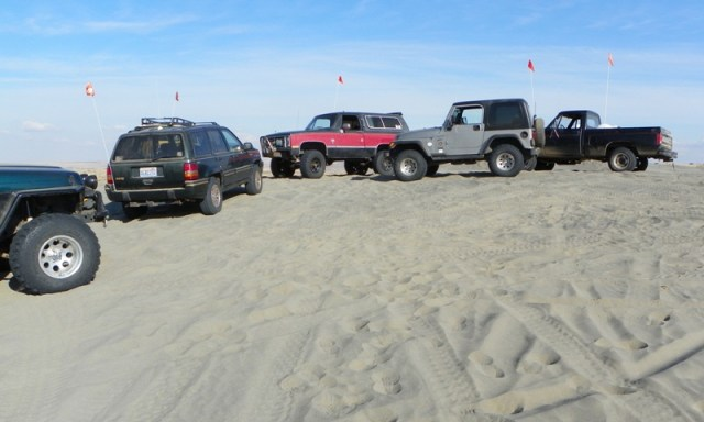 Juniper Dunes ORV Run 64