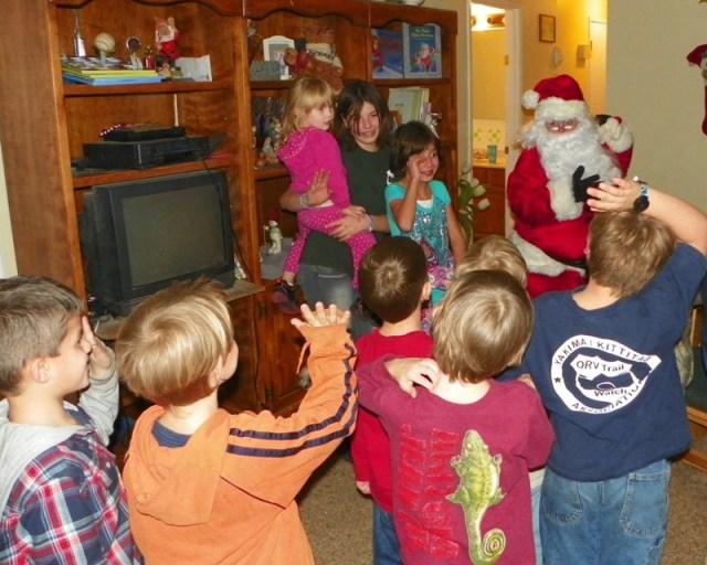 Eastern Washington Adventures Annual Christmas Party 6
