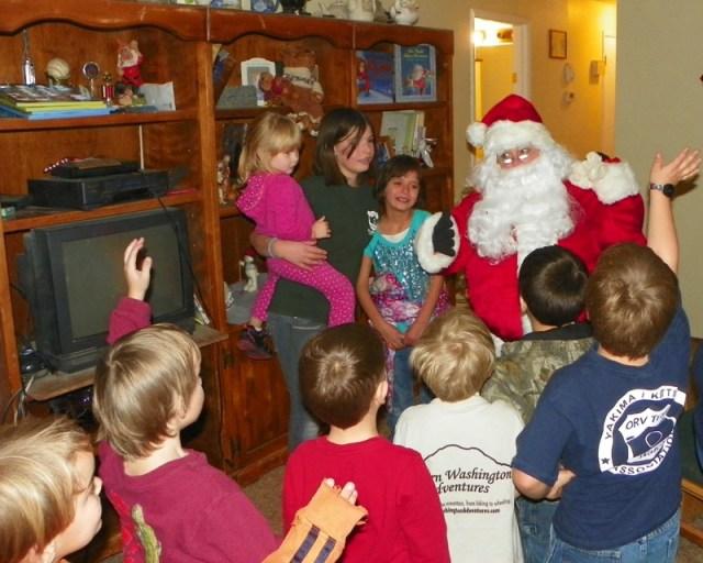Eastern Washington Adventures Annual Christmas Party 7