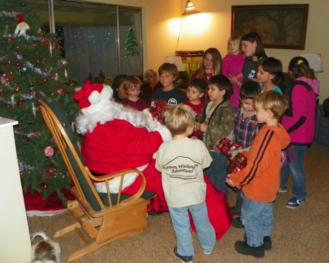 Eastern Washington Adventures Annual Christmas Party 13