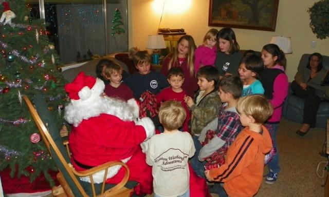 Eastern Washington Adventures Annual Christmas Party 16