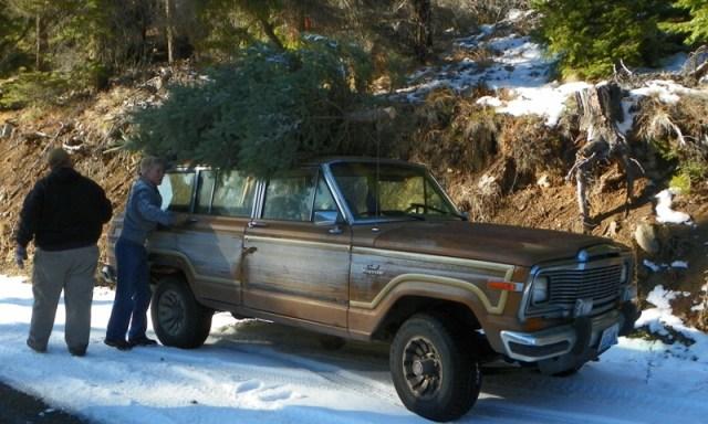 Rimrock Christmas Tree Backroads Run 20