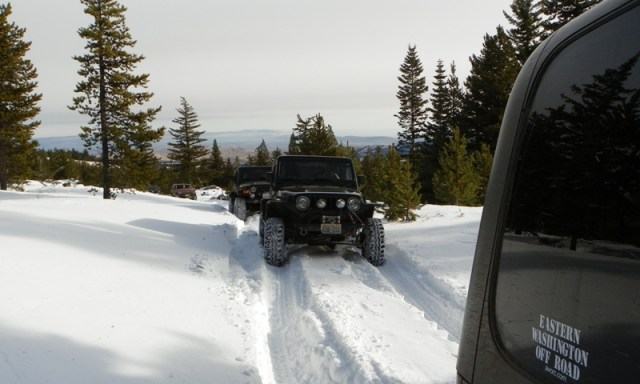 Cowiche: The Search for Deep Snow 29