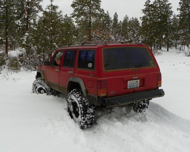 "Eastern Washington Adventures 2012 ""Top Member 4×4 Challenge"" 4"