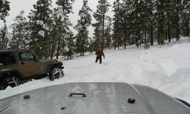 "Eastern Washington Adventures 2012 ""Top Member 4×4 Challenge"" 13"
