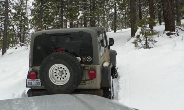 "Eastern Washington Adventures 2012 ""Top Member 4×4 Challenge"" 18"