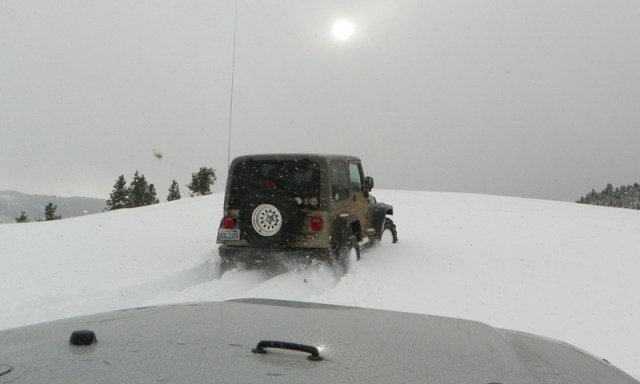 "Eastern Washington Adventures 2012 ""Top Member 4×4 Challenge"" 38"