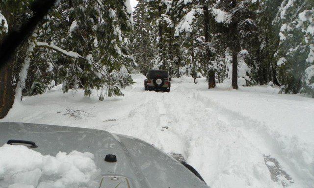 "Eastern Washington Adventures 2012 ""Top Member 4×4 Challenge"" 41"