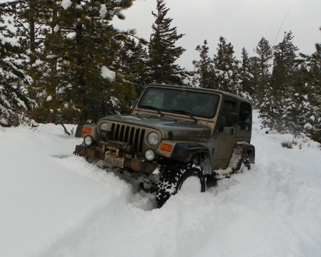 "Eastern Washington Adventures 2012 ""Top Member 4×4 Challenge"" 47"