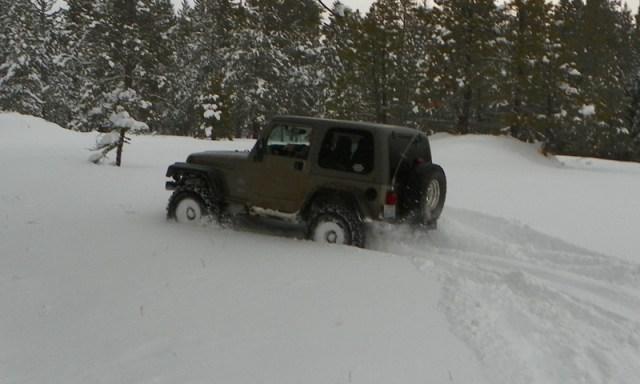 "Eastern Washington Adventures 2012 ""Top Member 4×4 Challenge"" 53"