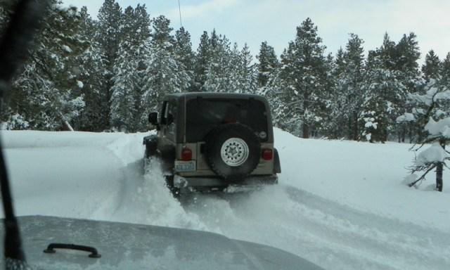 "Eastern Washington Adventures 2012 ""Top Member 4×4 Challenge"" 54"
