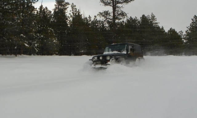 "Eastern Washington Adventures 2012 ""Top Member 4×4 Challenge"" 59"