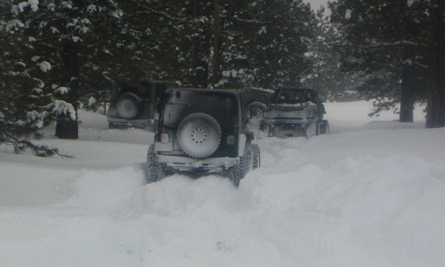 "Eastern Washington Adventures 2012 ""Top Member 4×4 Challenge"" 67"