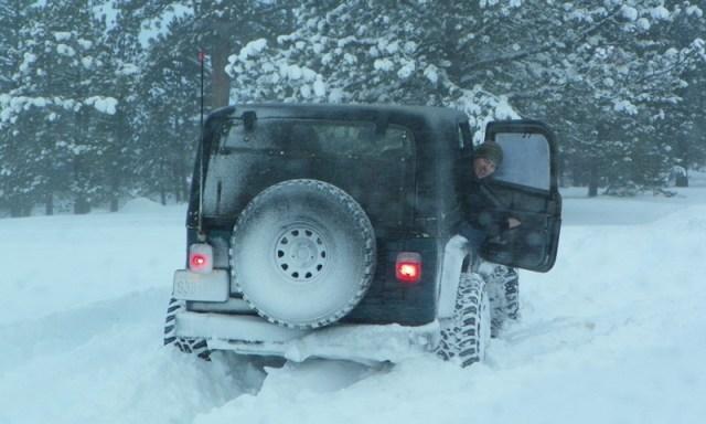"Eastern Washington Adventures 2012 ""Top Member 4×4 Challenge"" 68"
