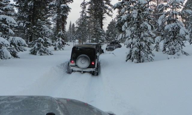 "Eastern Washington Adventures 2012 ""Top Member 4×4 Challenge"" 77"