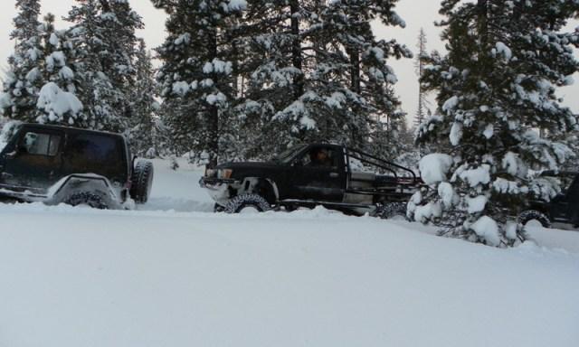 "Eastern Washington Adventures 2012 ""Top Member 4×4 Challenge"" 79"
