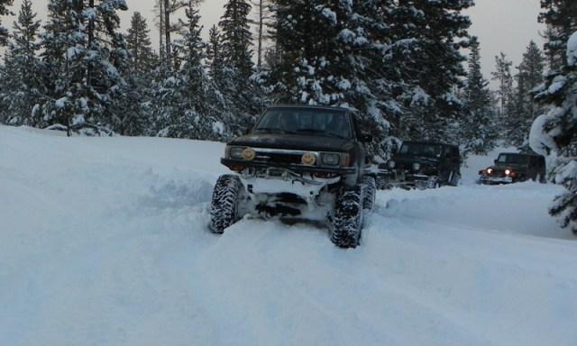 "Eastern Washington Adventures 2012 ""Top Member 4×4 Challenge"" 83"