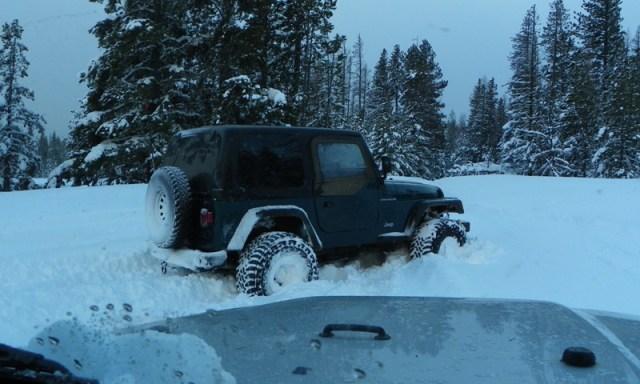 "Eastern Washington Adventures 2012 ""Top Member 4×4 Challenge"" 86"