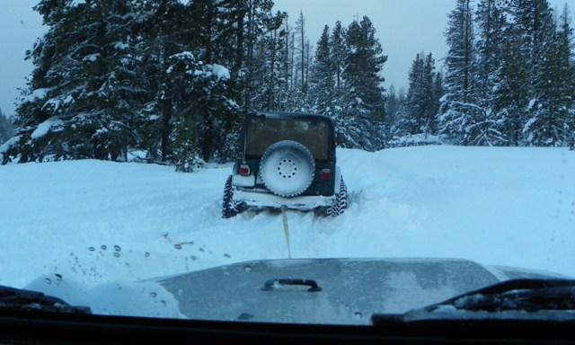 "Eastern Washington Adventures 2012 ""Top Member 4×4 Challenge"" 89"