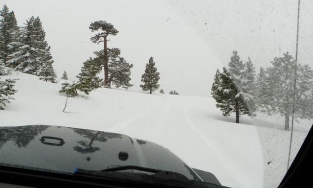 Peak Putters Cowiche Ridge Snow Wheeling 32