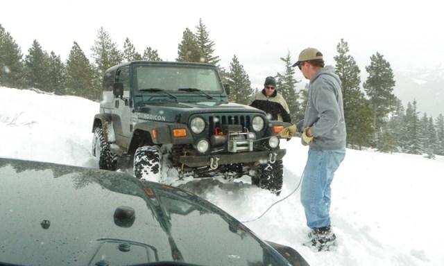Peak Putters Cowiche Ridge Snow Wheeling 56