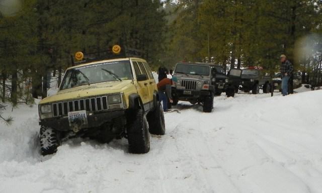 Spring Fever run at Colockum Pass 11